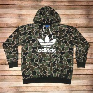 Adidas Camo hoodie